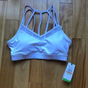 Gaiam medium support sports bra